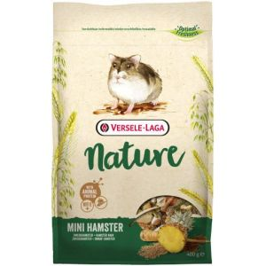 Versele Laga Mezcla Para Hamsters Mini Hamster Nature 400 Gr