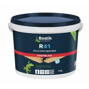Bostik R41 Colle vinylique à bois format biberon 750g