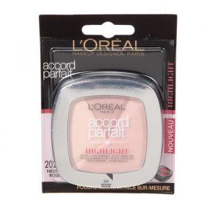 L'Oréal Enlumineur Accord Parfait Highlight Poudre 202 Rosé