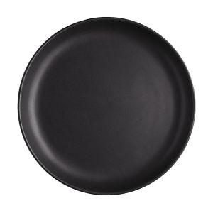 Eva Solo Nordic Kitchen - Assiette plate - noir/Ø17cm
