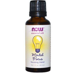 "Now Foods ""Essential Oils - Mental Focus (30 ml) """