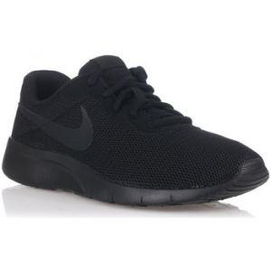 Nike Tanjun (GS), Chaussures de Running Entrainement Garçon, Noir, 37.5 EU