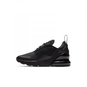 Nike Chaussure Air Max 270 pour Jeune enfant - Noir - Couleur Noir - Taille 31.5