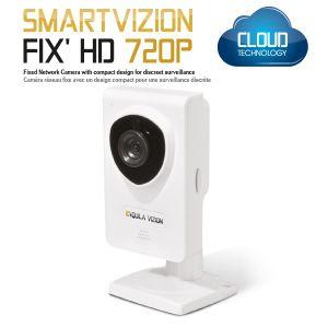 Aquila vizion SmartVizion AV-IPF12HD - Caméra IP intérne HD 720p