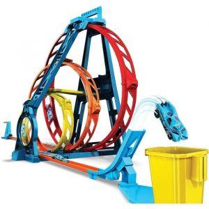 Mattel Hot Wheels - Piste Triple Looping