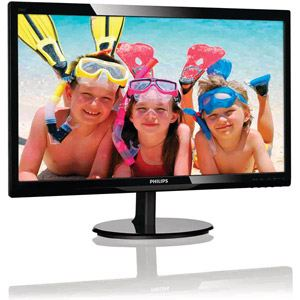 Philips V-line 246V5L - Ecran LED 24""