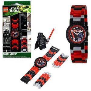 Lego S020301 - Montre pour enfant Star Wars Dark Vador