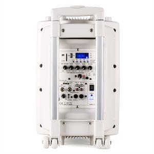 Ibiza Sound PORT10VHF-BT - Système de sonorisation portable