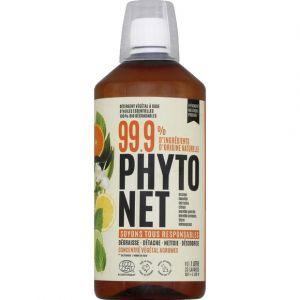 Phytonet Détergent végétal agrumes 99,9% d'ingrédients d'origine naturelle