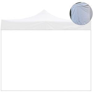 Evergreen Toile latérale pour Gazebo 3x3m tissu Oxford 600D imperméable 9005/2