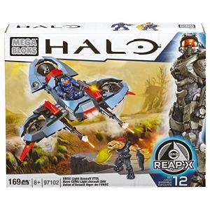 Mega Bloks 97102U - Halo : Avion d'assault léger du UNSC