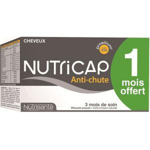 Nutrisanté Nutricap Croissance - Soin anti-chute, 180 gélules