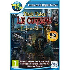 Dark Tales : Le Corbeau par Edgar Allan Poe [PC]