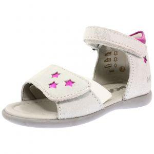 Mod8 Sandales enfant Mod'8 471770 blanc - Taille 20,21,23,24,25