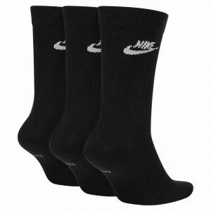 Nike Essential Crew chaussettes noir T. L