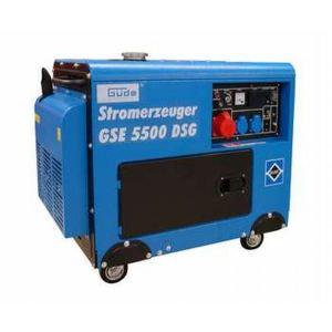 Image de Güde GSE 5500 DSG - Groupe électrogène diesel 406cc