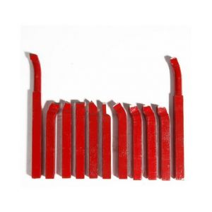 Sidamo Jeu de 11 outils de coupe carré 10 x 10 mm - 21398116