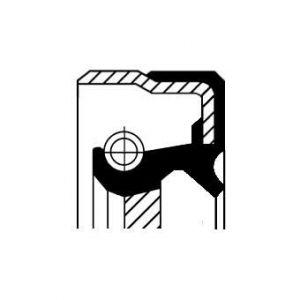 Corteco Bague d'étanchéité, casier de transfert 01034131B