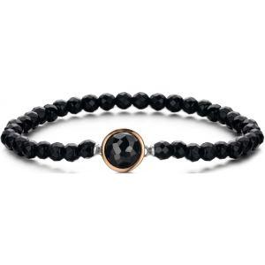Ti sento 2786OZ - Bracelet en onyx pour femme