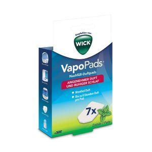 Wick WH7 - Patchs de vaporisation parfum menthe