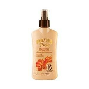 Hawaiian Tropic Protective Sun Spray Lotion SPF15 - Lotion spray solaire