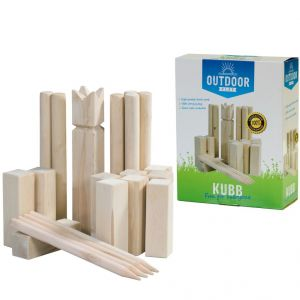 Outdoor Play Kubb - Jeu de plein air