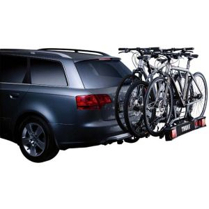 Thule Porte-vélos d'attelage plate-forme RideOn 9503 pour 3 vélos