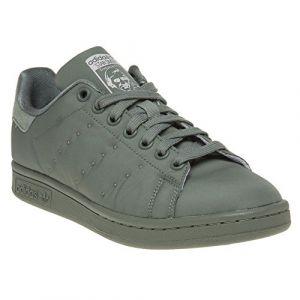 Adidas Stan Smith, Baskets Mode Femme, Vert (Trace Green/Trace Green/Trace Green), 38 EU