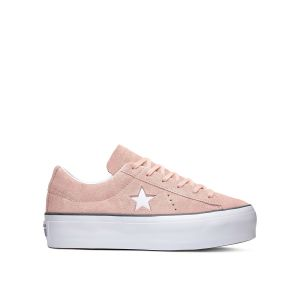 Converse Baskets One Star Plateforme Canvas Rose - Taille 38;40;41