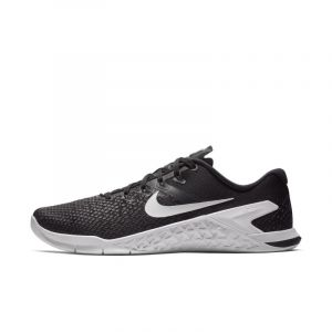 Nike Chaussure de cross-training et de renforcement musculaire Metcon 4 XD pour Homme - Noir - Couleur Noir - Taille 44
