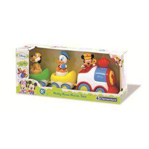 Clementoni Train musical Mickey et ses amis