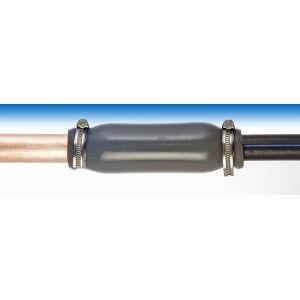 Ceta Manchon d'adaptation toutes matières SERTUBE - Diamètre 32 au 50 mm - Longueur 150 mm