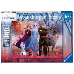 Ravensburger La Reine des Neiges 2 - Puzzle 100 pièces XXL
