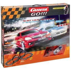 Carrera Toys Go!!! 62288 - Circuit de voitures Police Check