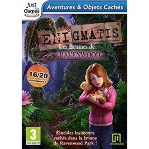 Enigmatis 2 : The mists of Ravenwood [PC]