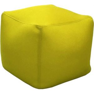 Proloisirs Pouf de piscine Big Bag 40 cm Citron