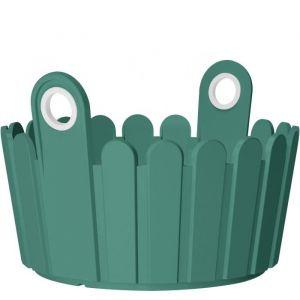 Emsa Cache pot LANDHAUS ø 26 cm - Vert turquoise