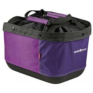 Klickfix Shopper Alingo GT - Panier de vélo - pour Racktime violet Paniers pour porte-bagages