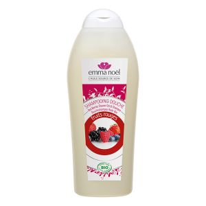 Emma Noël Shampooing douche Fruits Rouges bio 750ml