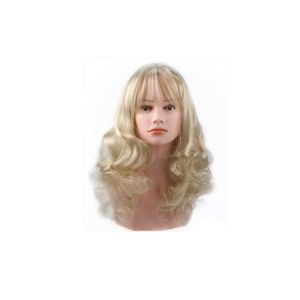 Beautydis Elsa - Perruque longue 40-45 cm ondulée Platine 11