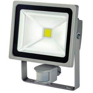 Brennenstuhl Projecteur 2550lm LED Chip 30W IP44 PIR V2 détecteur de mouvements