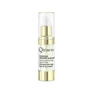 Qiriness Caresse Regard Sublime - Crème ultime anti-âge yeux & lèvres