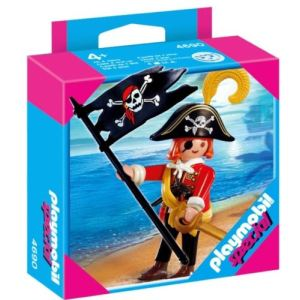 Playmobil 4690 - Pirate avec drapeau