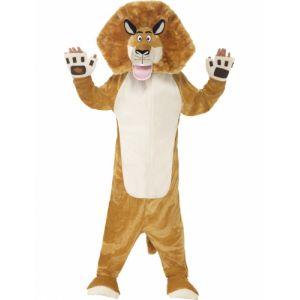 Déguisement Alex le lion Madagascar enfant