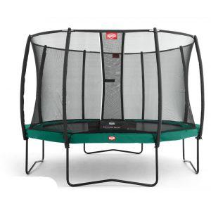 Berg Toys Trampoline BERG Champion Green avec Filet Deluxe 270 cm