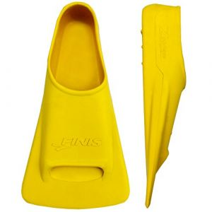 Finis Zoomers Gold H Jaune 46-48 EU (US M: 11.5-13/F: 12.5-14)