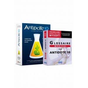 Logiciel Antidote 10 + Glossaire médical - Correcteur gramm [Windows]