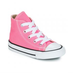 Converse Baskets montantes enfant CHUCK TAYLOR ALL STAR CORE HI rose - Taille 27,28,29,30,31,32,33,34,35
