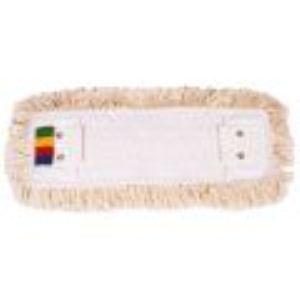Mystbrand 080641 - Frange languette en coton (40 cm)