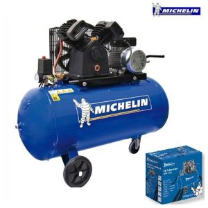 Michelin VCX 150/3 - Compresseur bicylindre 150L 10 bars